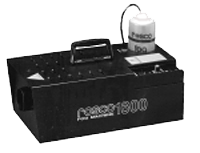 rosco 1600 fog machine