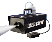 rosco fog machine 1600
