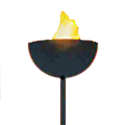 Le_Flame_Post_Mount